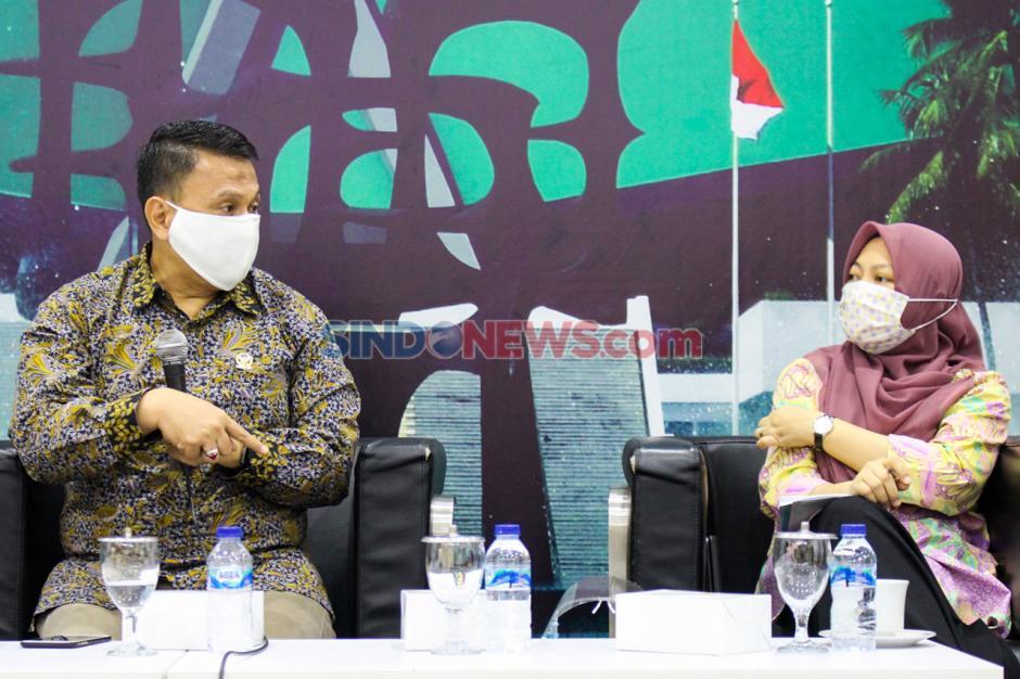 Diskusi Forum Legislasi: UU Pilkada dan Kekhawatiran Menguatnya Dinasti Politik-1
