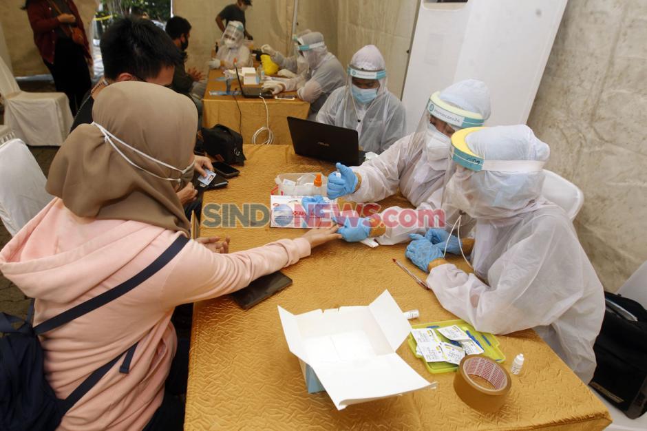 MNC Peduli Gelar Rapid Test Gratis di MNC Center Kebon Sirih-3