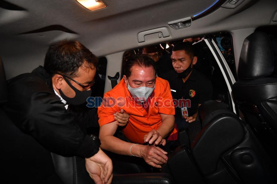 Ditangkap di Malaysia, Djoko Tjandra Tiba di Bandara Halim Perdanakusuma-0