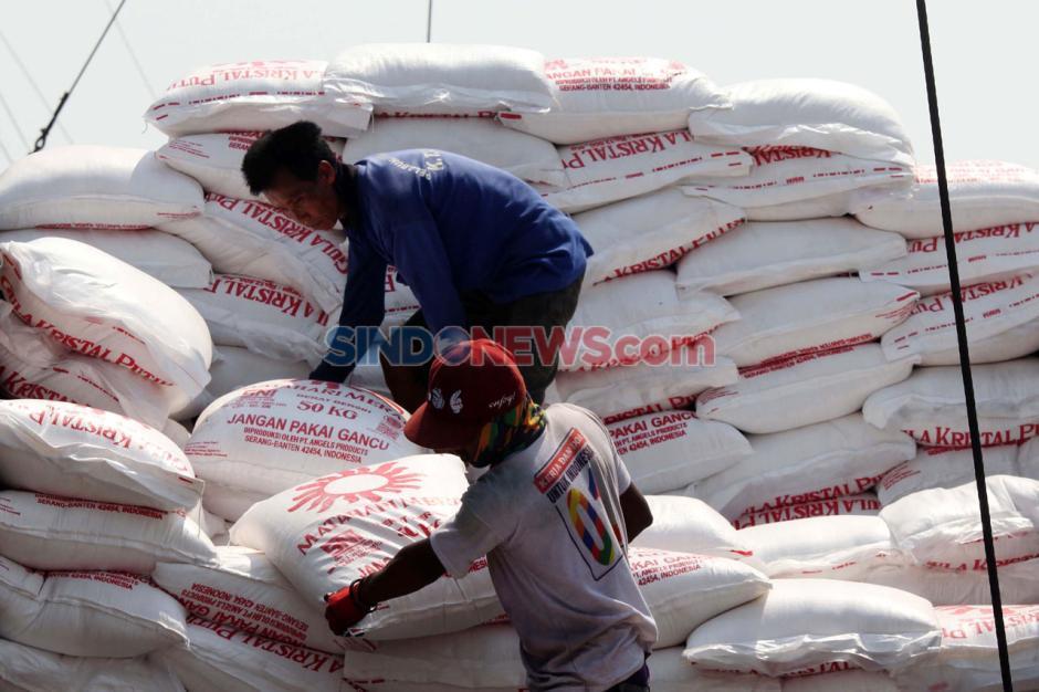 Kebutuhan Gula Putih Indonesia Mencapai 5,7 Juta Ton Per Tahun-1