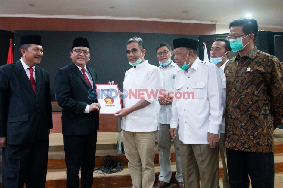 Partai Gerindra Beri Dukungan untuk Denny Indrayana di Pilkada Kalsel-3