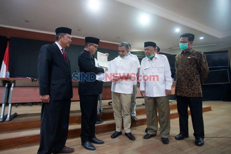 Partai Gerindra Beri Dukungan untuk Denny Indrayana di Pilkada Kalsel-0