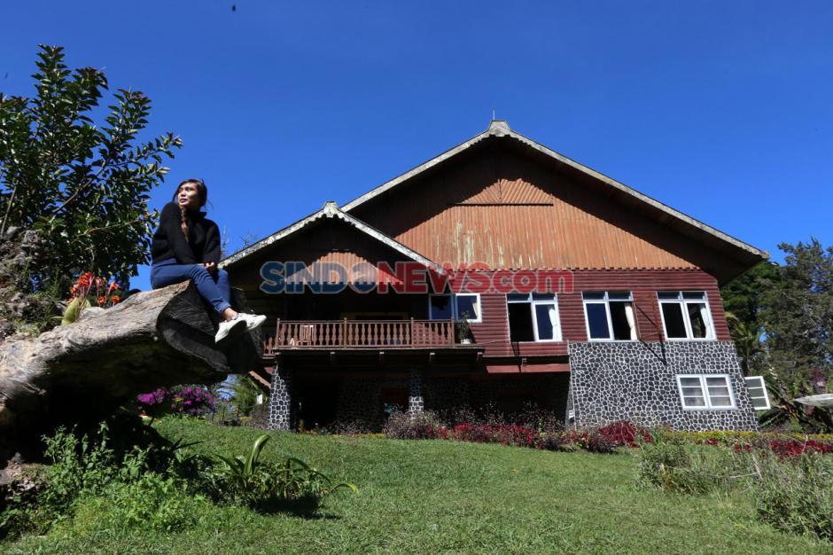 Guest House Jampit, Bangunan Kuno Peninggalan Kolonial di Kaki Gunung Ijen-3
