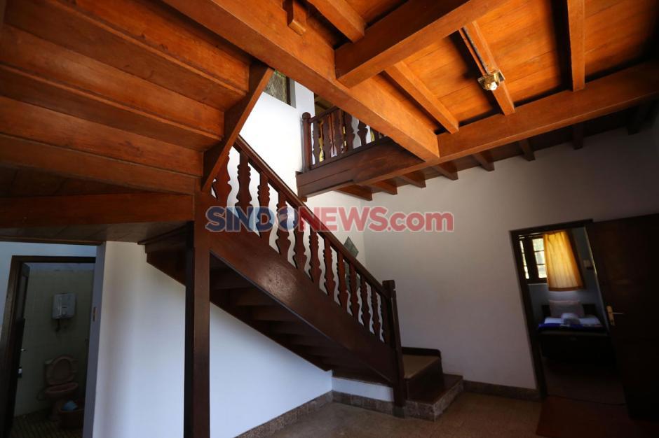 Guest House Jampit, Bangunan Kuno Peninggalan Kolonial di Kaki Gunung Ijen-9