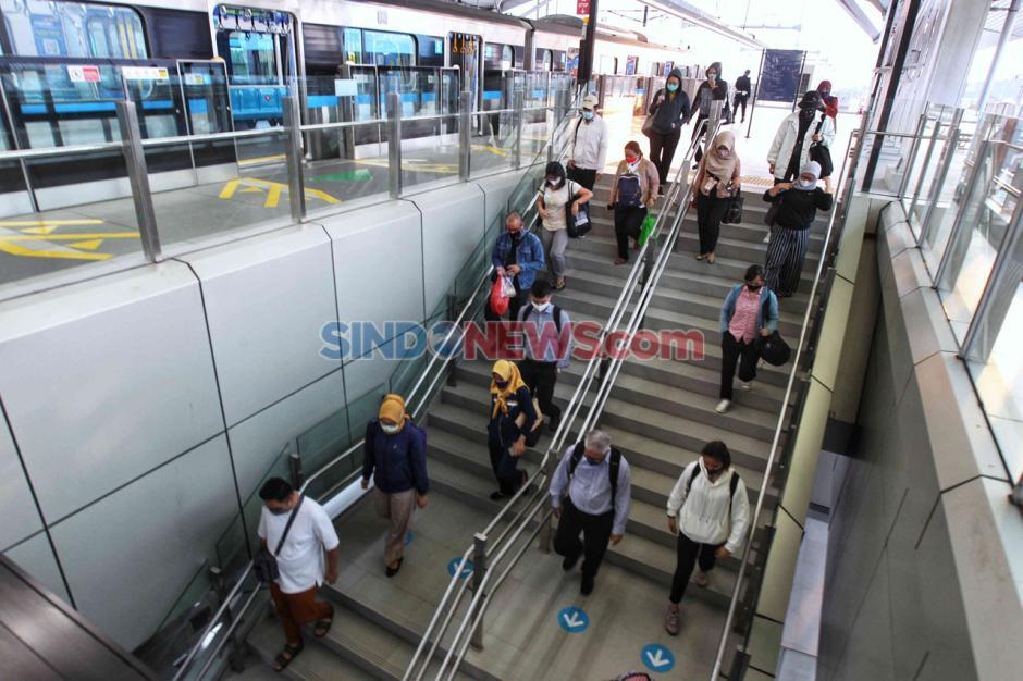 Ganjil Genap Kembali Diberlakukan di Jakarta, MRT Tambah Jam Operasional-3