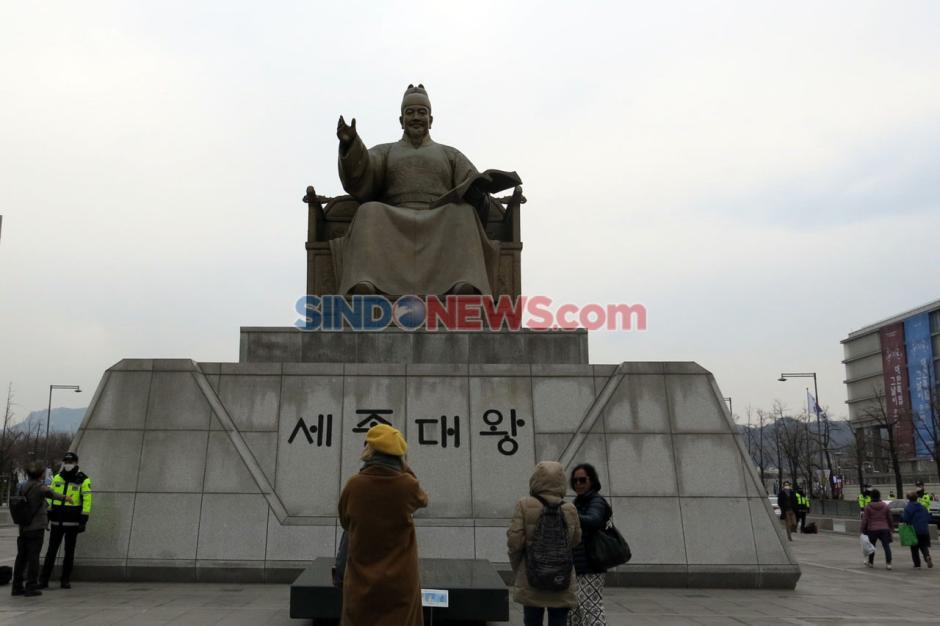 Maret di Seoul-1