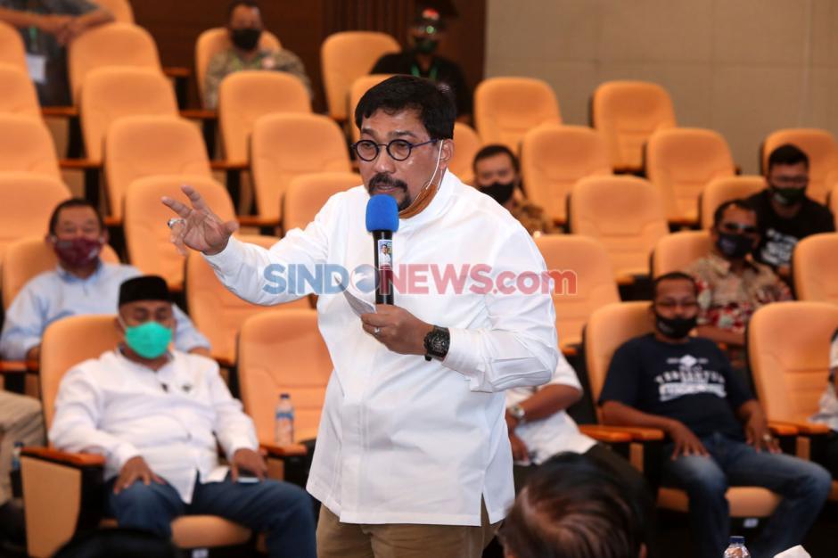 Cawalkot Surabaya Machfud Arifin Siap Kawal Pembebasan Surat Ijo-0