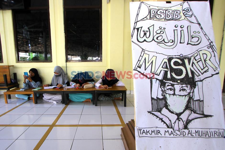 Pengurus Masjid Sediakan Akses Internet Gratis Bagi Pelajar-1