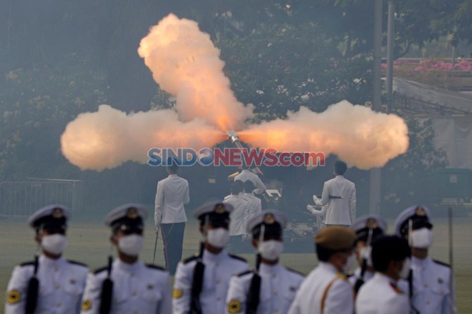 Peringatan Hari Kemerdekaan Singapura di Tengah Pandemi Covid-19-3
