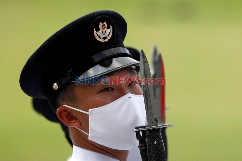 Peringatan Hari Kemerdekaan Singapura di Tengah Pandemi Covid-19-2