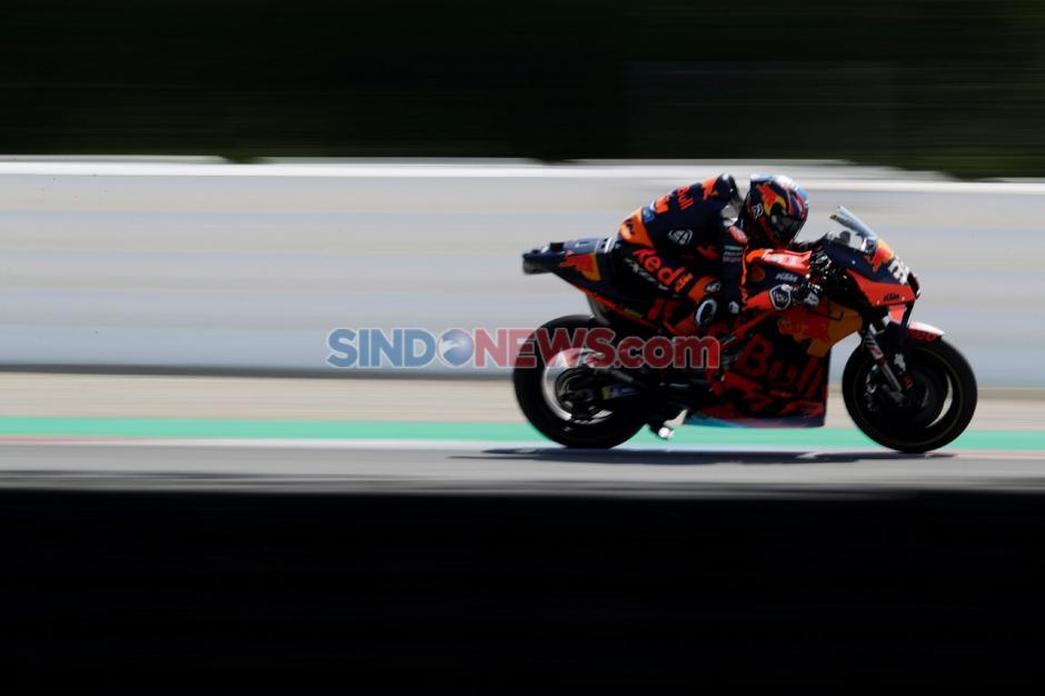 Brad Binder Juarai MotoGP Republik Ceko 2020-1