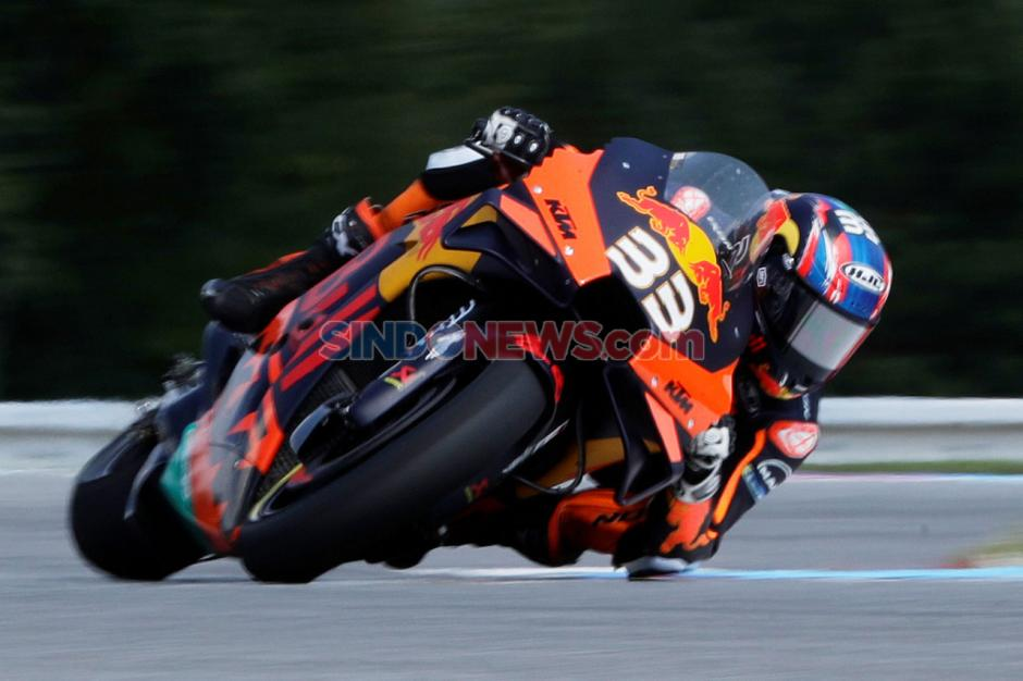Brad Binder Juarai MotoGP Republik Ceko 2020-2
