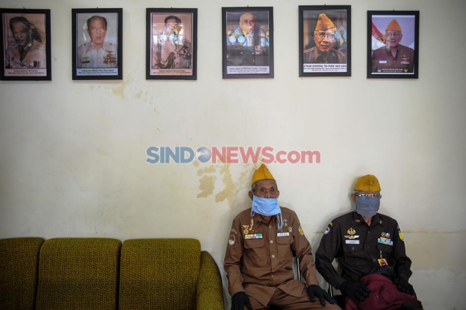 Peringatan Hari Veteran Nasional di Bandung-1