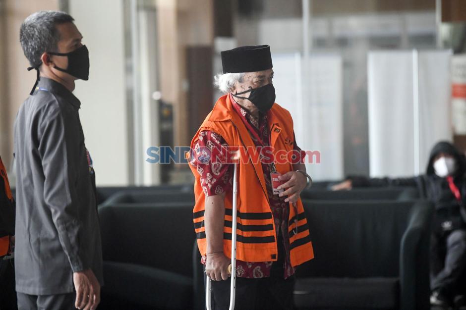 Eks Anggota DPRD Sumut Syamsul Hilal Kembali Jalani Pemeriksaan di KPK-1