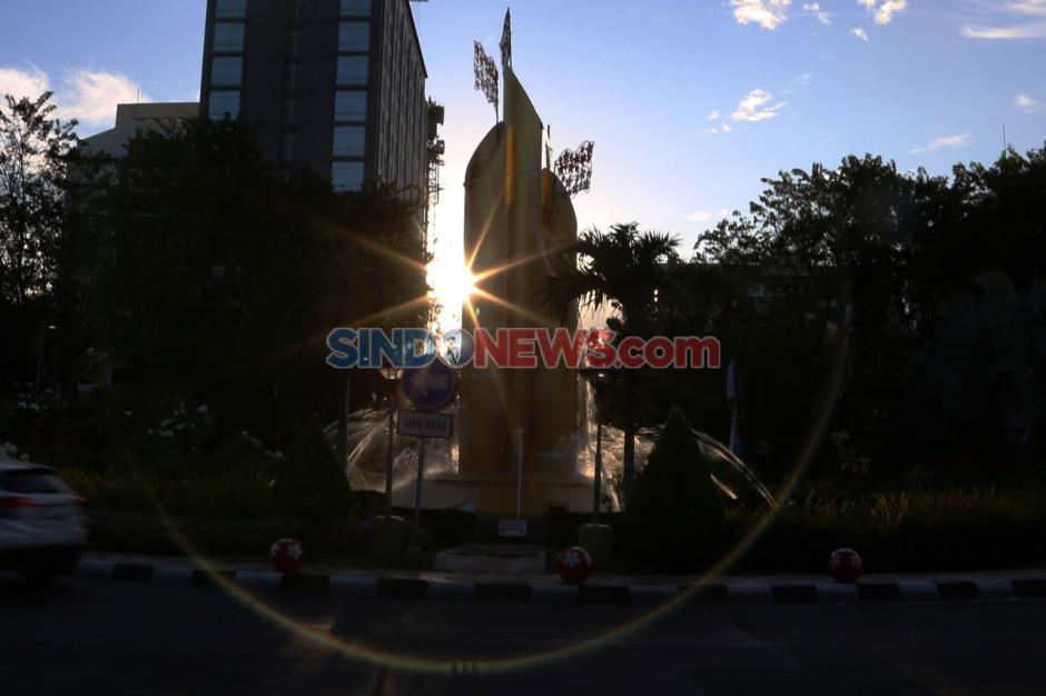 Kabar Baik, Status Penyebaran COVID-19 di Surabaya Menjadi Zona Orange-0