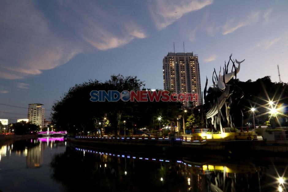 Kabar Baik, Status Penyebaran COVID-19 di Surabaya Menjadi Zona Orange-5