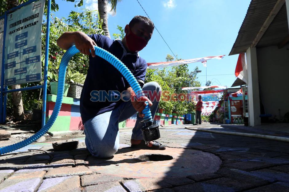 Untag Surabaya Inisiasi Kampung Tanggap Kebakaran-5