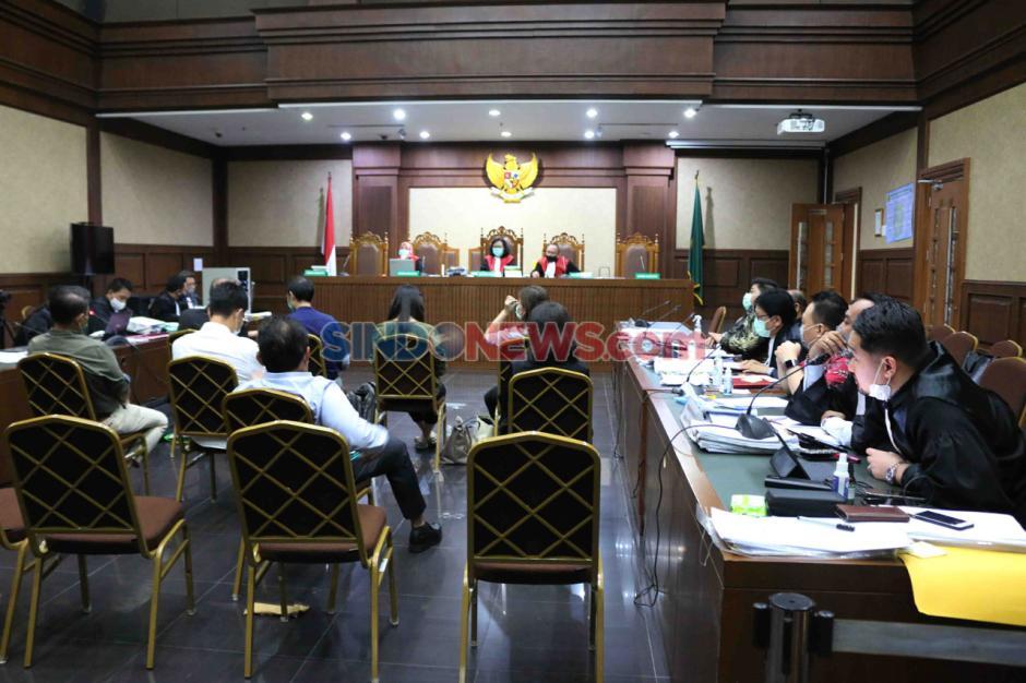 Pengadilan Tipikor Jakarta Kembali Lanjutkan Sidang Kasus Korupsi Jiwasraya-3