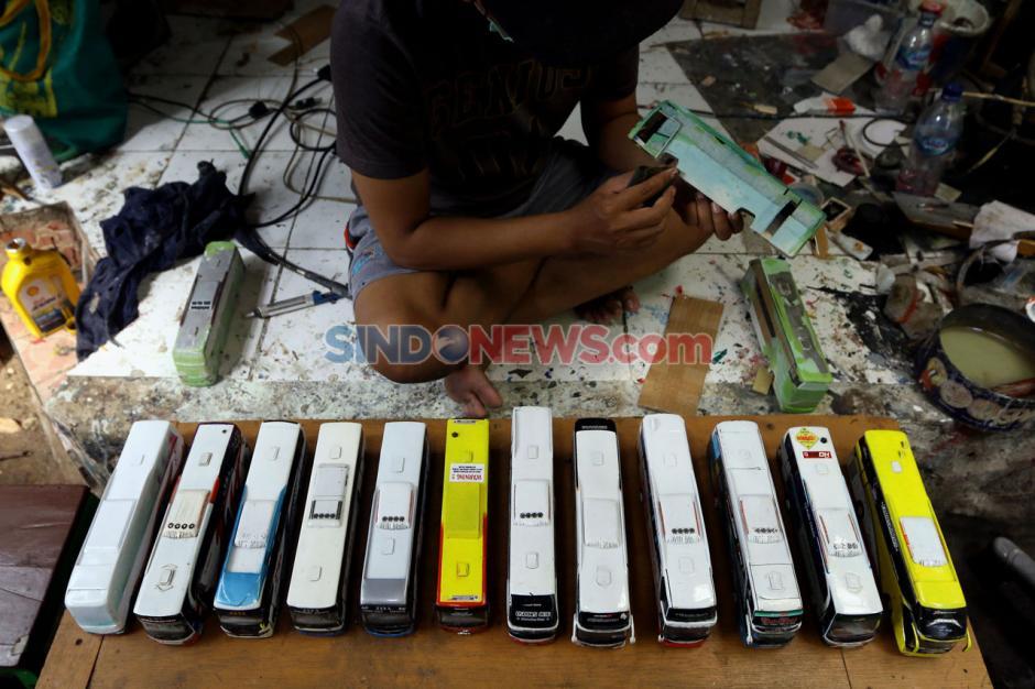 Bus Buatan Andy Kunaryo Tembus Pasar Sumatera dan Bali-1