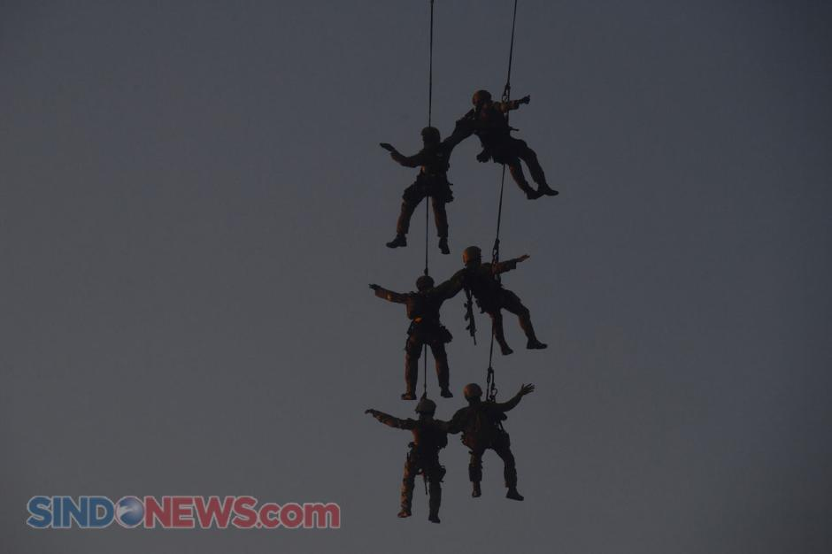 TNI AL Gelar Latihan Gabungan Pasukan Khusus-2