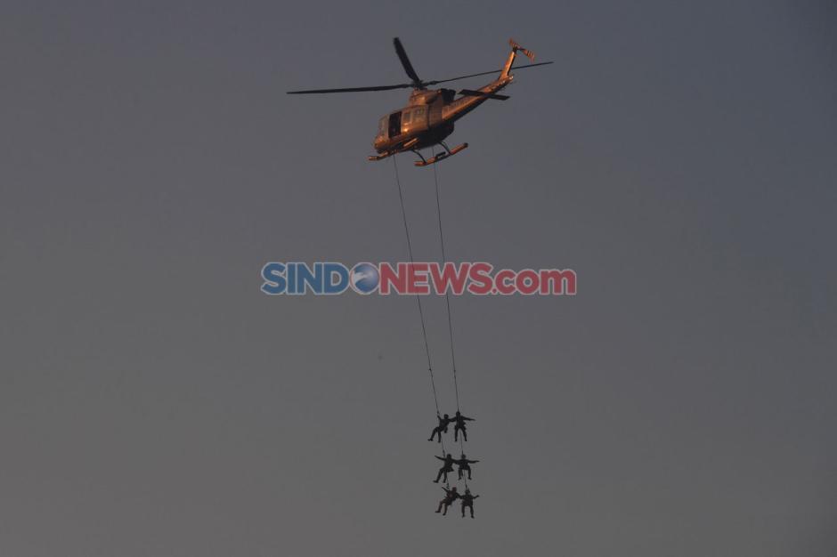 TNI AL Gelar Latihan Gabungan Pasukan Khusus-1