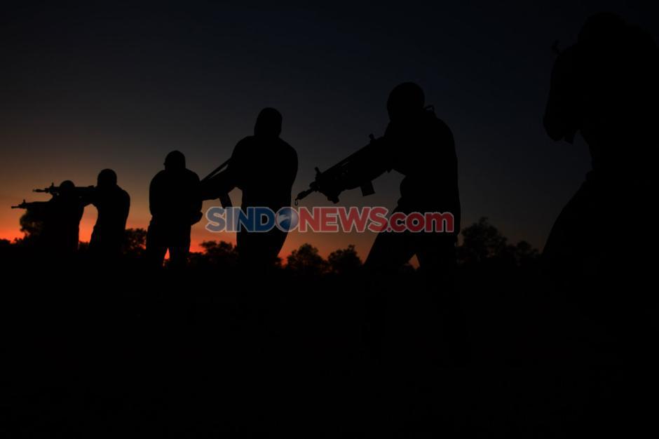 TNI AL Gelar Latihan Gabungan Pasukan Khusus-6