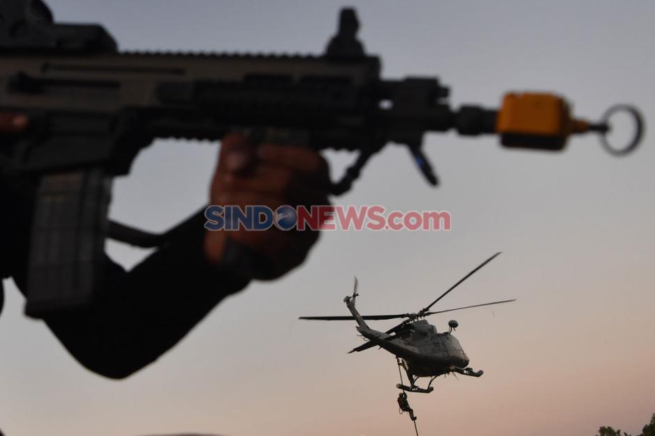 TNI AL Gelar Latihan Gabungan Pasukan Khusus-0
