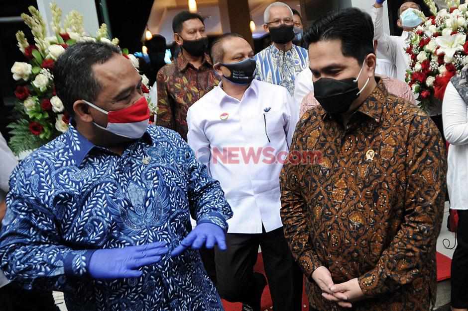 Kementerian BUMN dan BP2MI Jalin Kerja Sama Perlindungan Pekerja Migran Indonesia-2