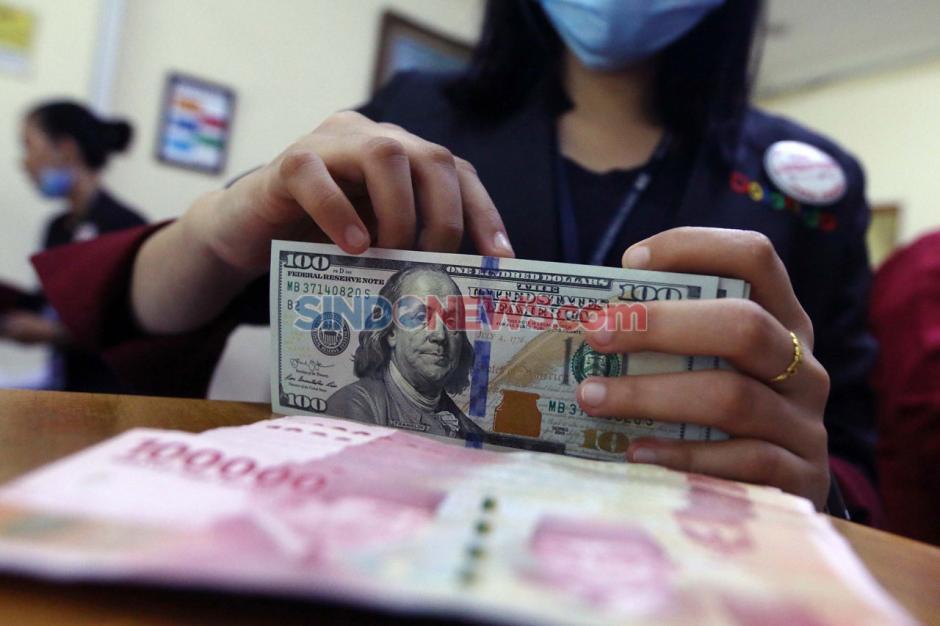 Hari Ini Rupiah Menguat Terhadap Dolar AS-1