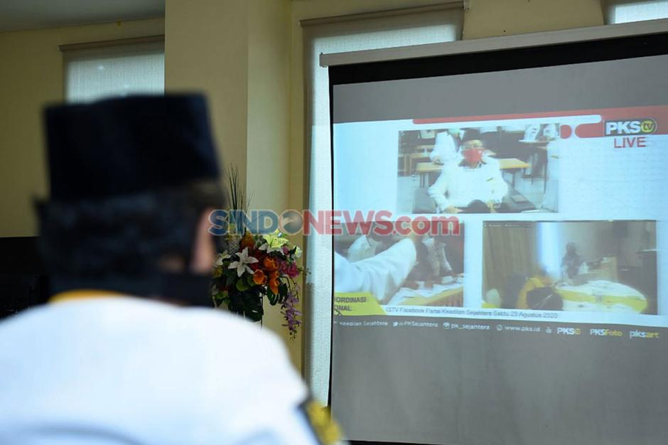 PKS Gelar Rakornas Pemenangan Pilkada 2020-1