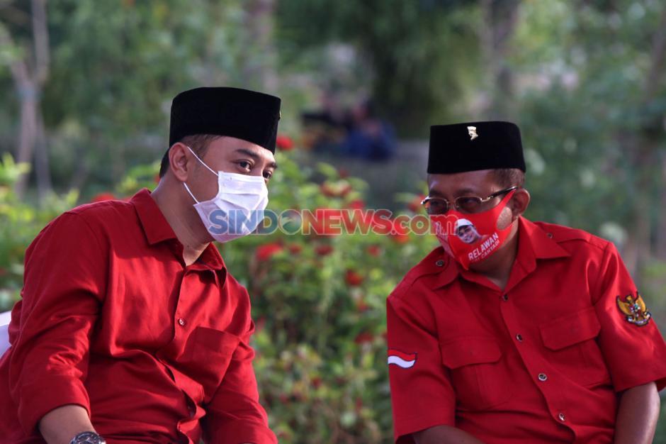 PDI Perjuangan Usung Eri Cahyadi-Armuji di Pilkada Surabaya-1
