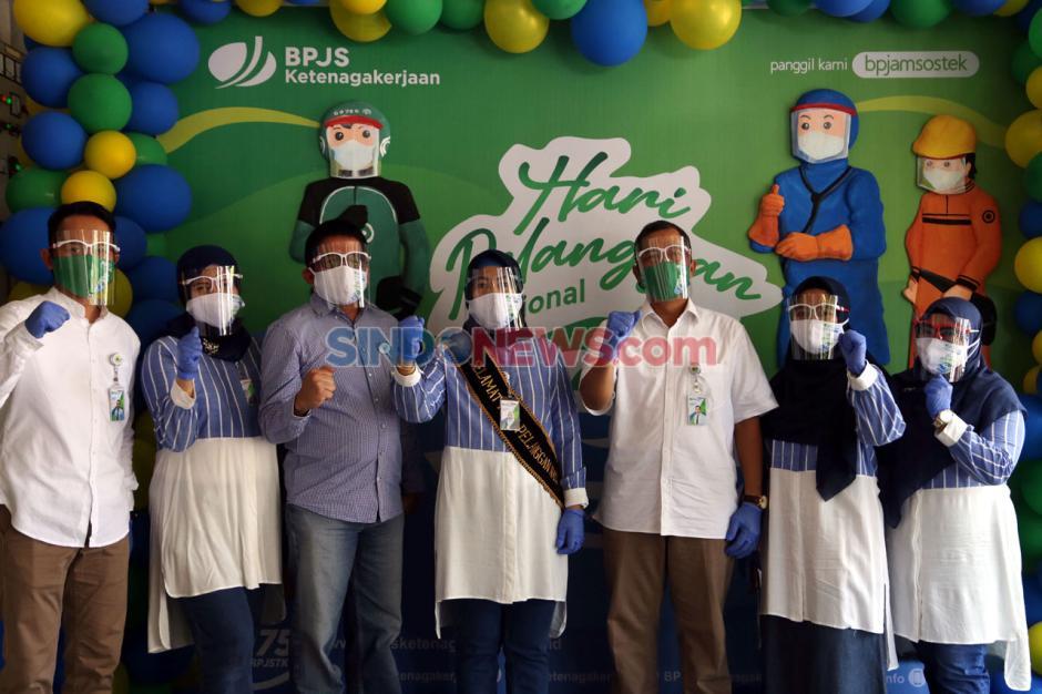 Keseruan Hari Pelanggan Nasional di BPJamsostek Surabaya Tanjung Perak-3