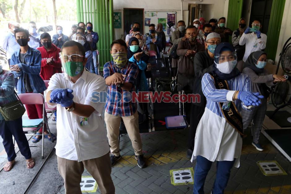 Keseruan Hari Pelanggan Nasional di BPJamsostek Surabaya Tanjung Perak-4