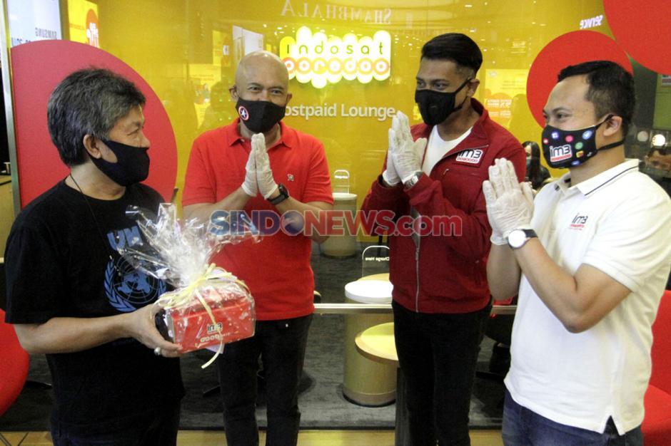 Indosat Berbagi di Hari Pelanggan Nasional-0