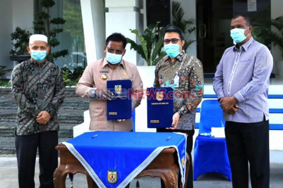 Gandeng Pemkot Banda Aceh, BTN Beri Fasilitas Layanan Syariah-3