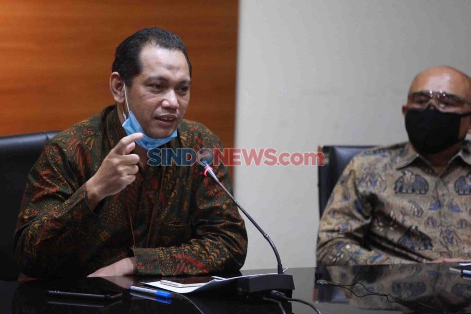 Bahas Banpres Produktif, Menteri Koperasi dan UKM Sambangi KPK-0
