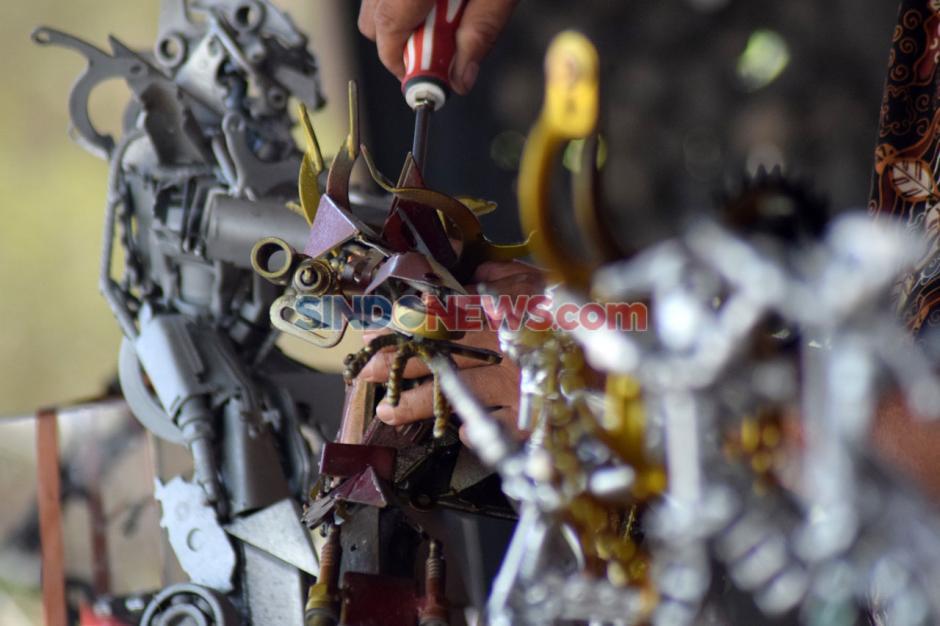 Lilo Art & Craft, Mitra Binaan UMKM Pertamina Survive di Masa Pandemi Covid-19-0