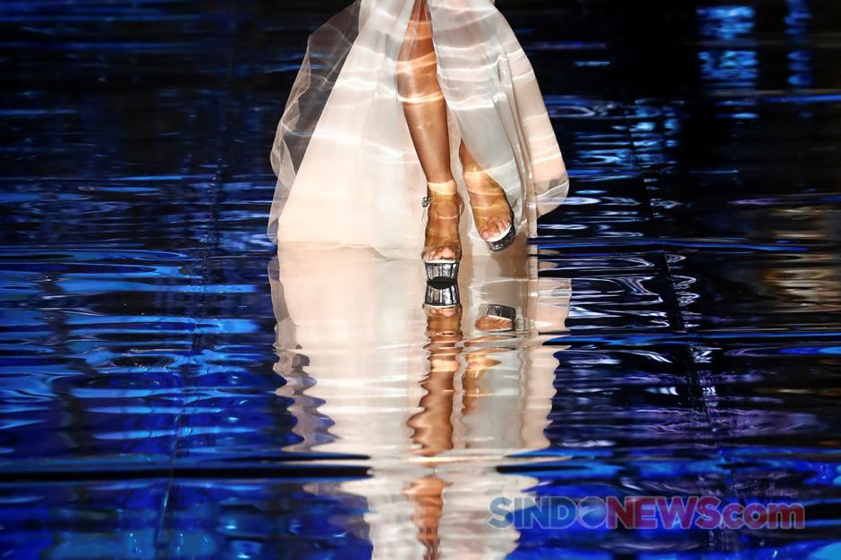Mercedes Benz Fashion Week Kembali Digelar di Tengah Pandemi-3