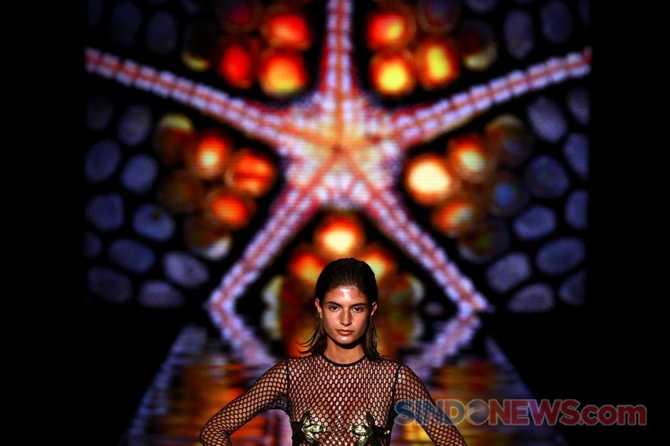 Mercedes Benz Fashion Week Kembali Digelar di Tengah Pandemi-2