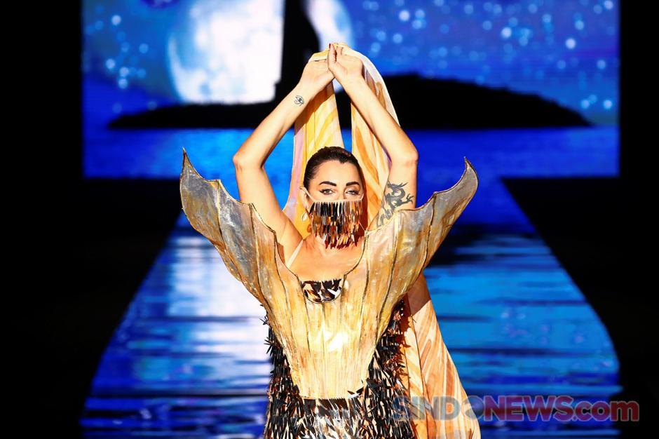 Mercedes Benz Fashion Week Kembali Digelar di Tengah Pandemi-0