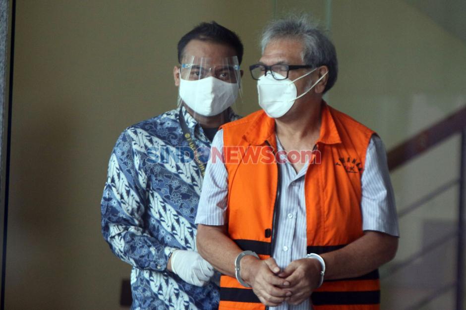 KPK Periksa Eks Anggota DPRD Sumut Japorman Saragih-2
