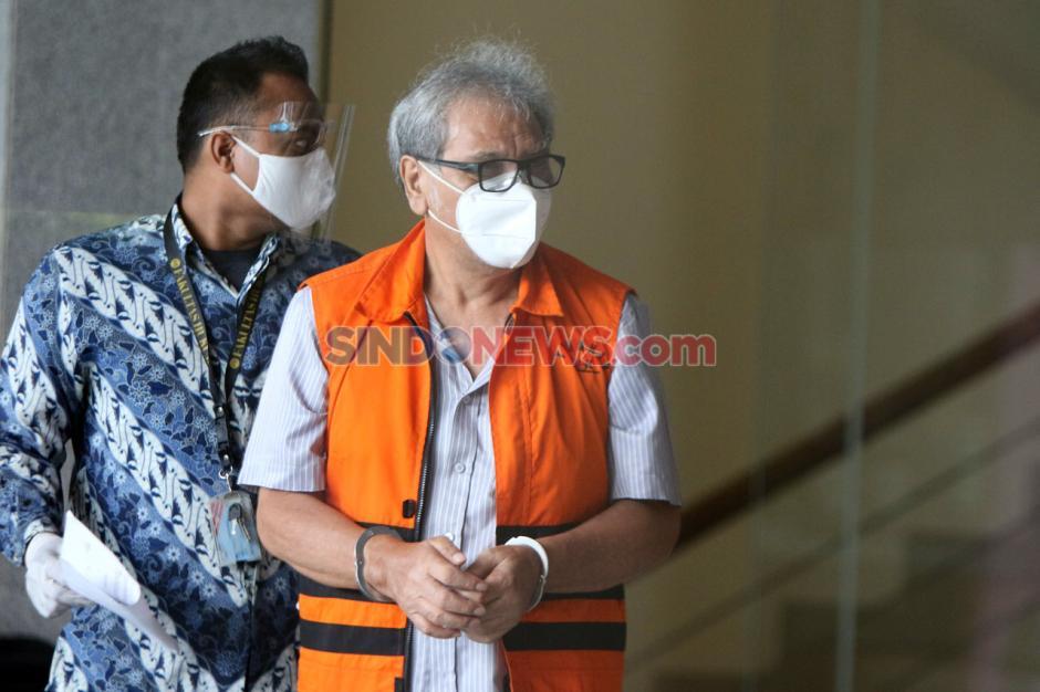KPK Periksa Eks Anggota DPRD Sumut Japorman Saragih-0