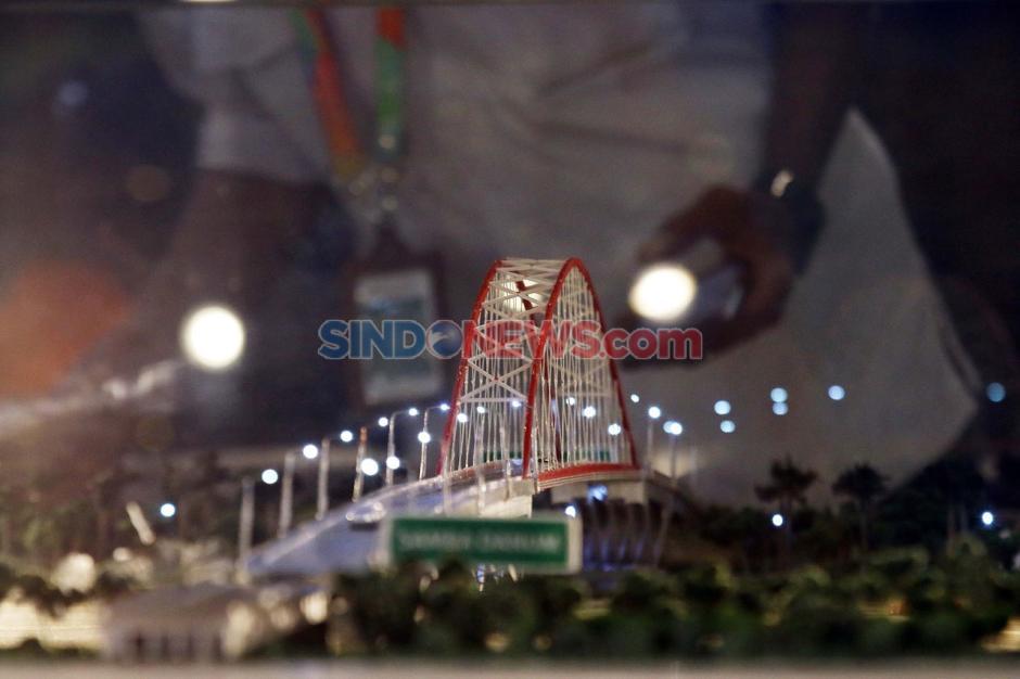 Kementerian PUPR Gelar Pameran Miniatur 11 Jembatan Ikonik Indonesia-3