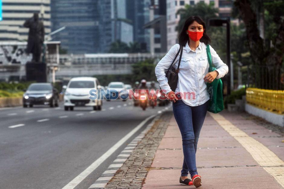 September-Oktober, Prediksi Puncak Pandemi Covid-19 di Ibukota Jakarta-5