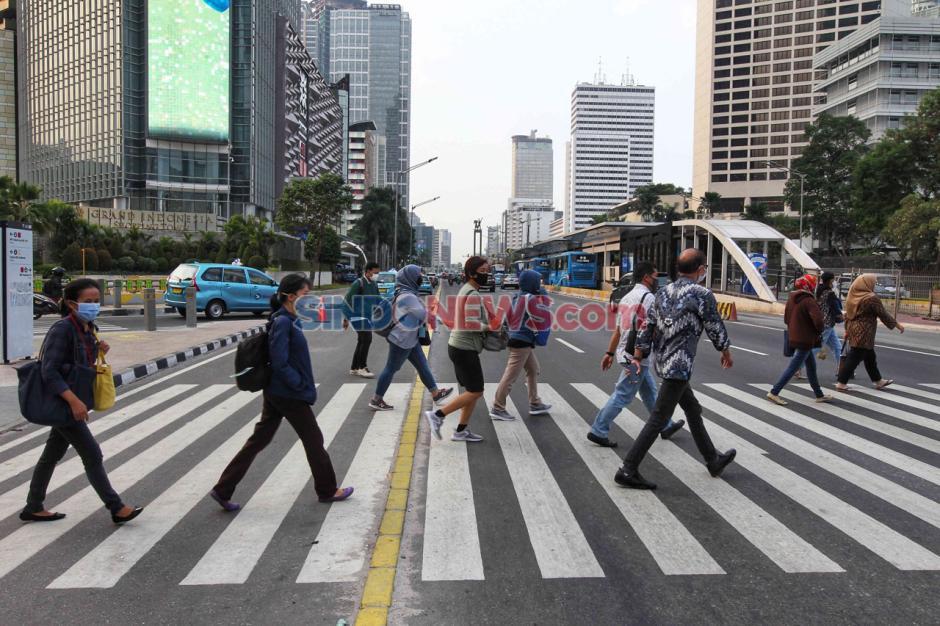 September-Oktober, Prediksi Puncak Pandemi Covid-19 di Ibukota Jakarta-0