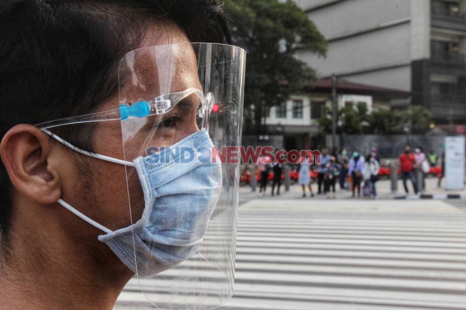 September-Oktober, Prediksi Puncak Pandemi Covid-19 di Ibukota Jakarta-6