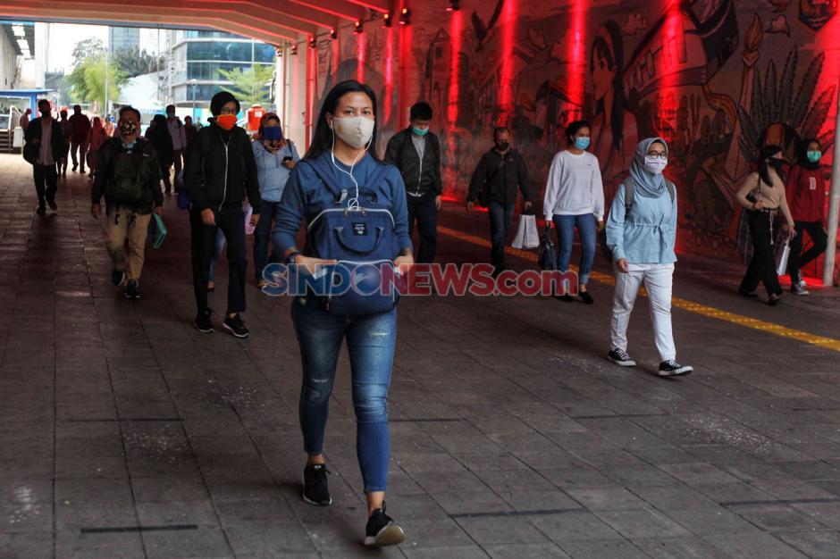 September-Oktober, Prediksi Puncak Pandemi Covid-19 di Ibukota Jakarta-3