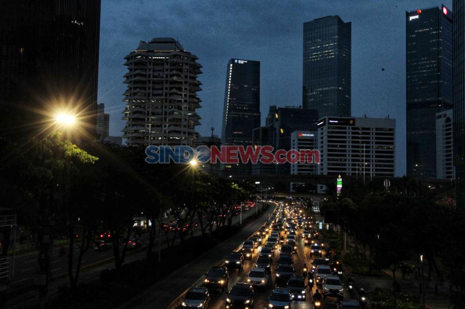 Jakarta PSBB Total, Genap Ganjil Ditiadakan-0