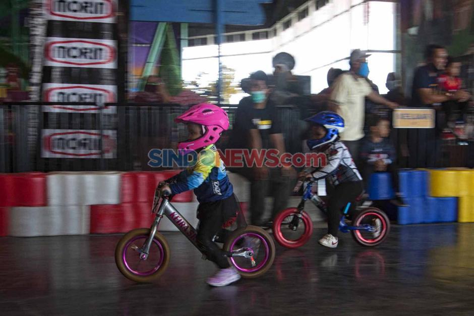Serunya Ajang Kendal Push Bike Gathering and Race di Masa Pandemi-3