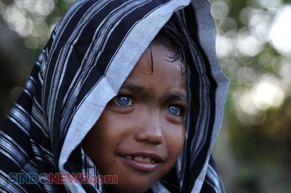 Si Mata Biru dari Suku Buton-0